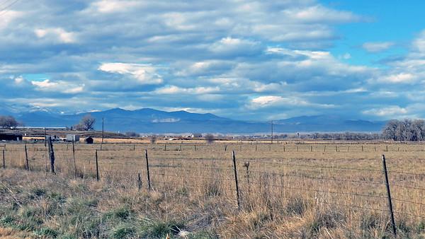 November 21:  Day one in Greeley, Colorado .  .  .