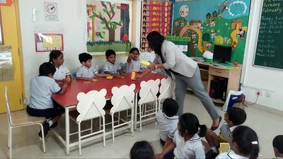 Parental Involvement in School Activity - Boots on 11.2.2020