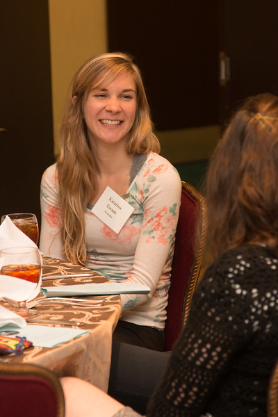 """Katarina Yocum -- An award luncheon, """"Dr. John Mather Nobel Scholars Program Award"""", as part of the National Council of Space Grant Directors and the Maryland Space Grant Consortium, Greenbelt, MD July 28, 2017"""