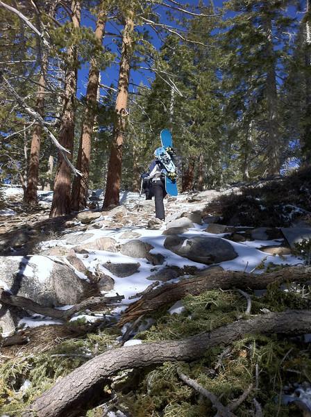 Hiking Blog 041011