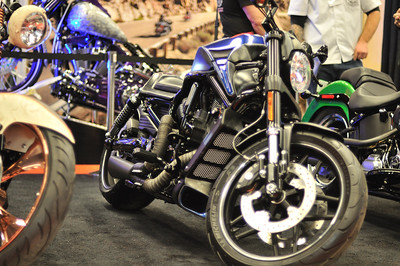 2015 Montreal Motorcycle show