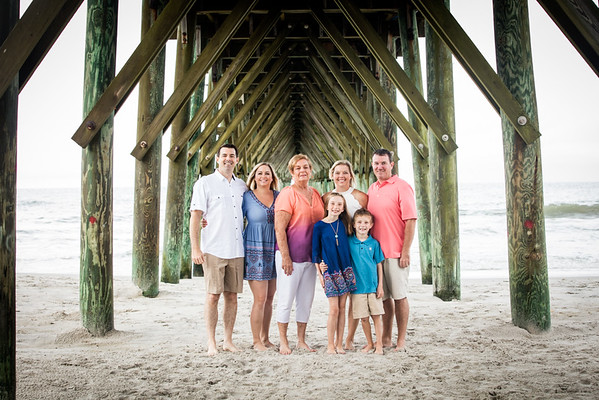 Tracey E Photography at Topsail Island