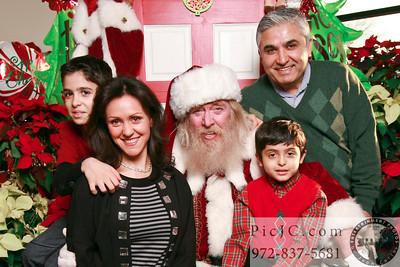 Santa Photos 12 18 11