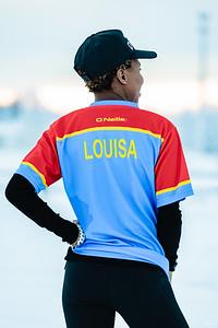 Louisa Creamer's Field 2018