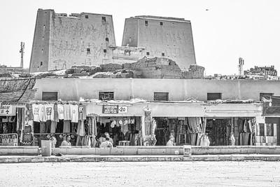 Edfu and the Temple of Horus