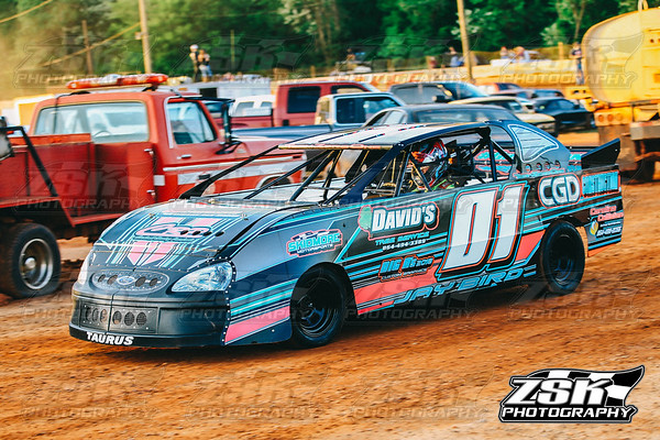 Cherokee Speedway