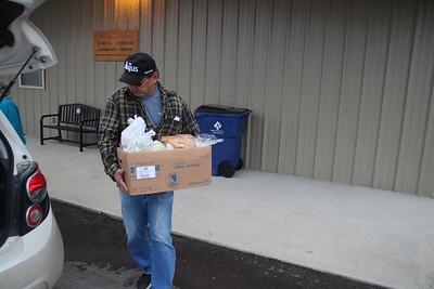 food distribution during COVID 2020
