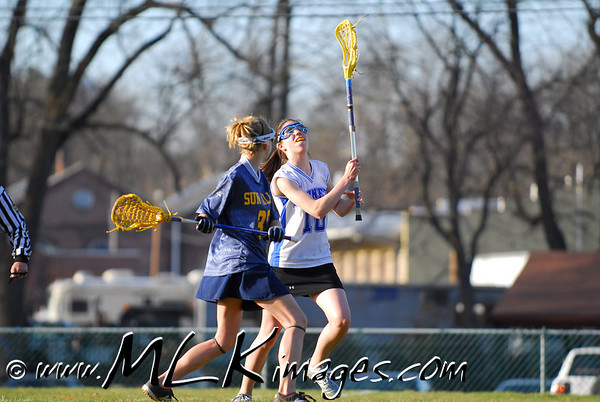 3/30/2007 vs Sun Valley - JV Game