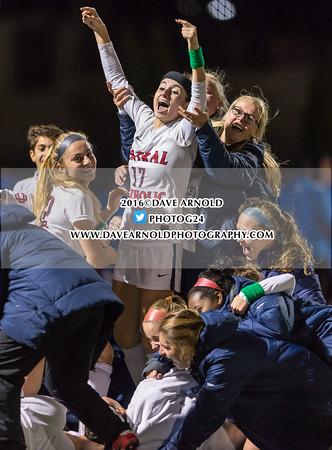 11/16/2016 - Girls Varsity Soccer - MIAA D1 State Semifinal: Whitman-Hanson vs  Central Catholic
