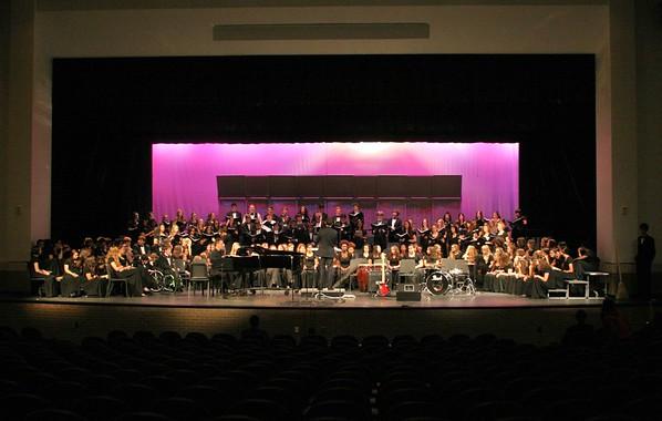 LHS Choir 2015 Spring Concert (Charlie's Snell's last Hurrah)