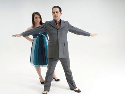 Paul & Andrea's Fashion Shoot