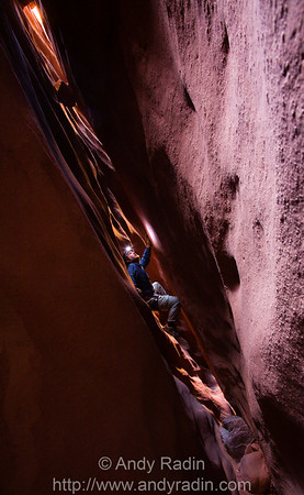 2007 07-08 Canyoneering - AZ, UT, CA