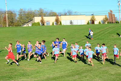 Rebel Cross Country 2011