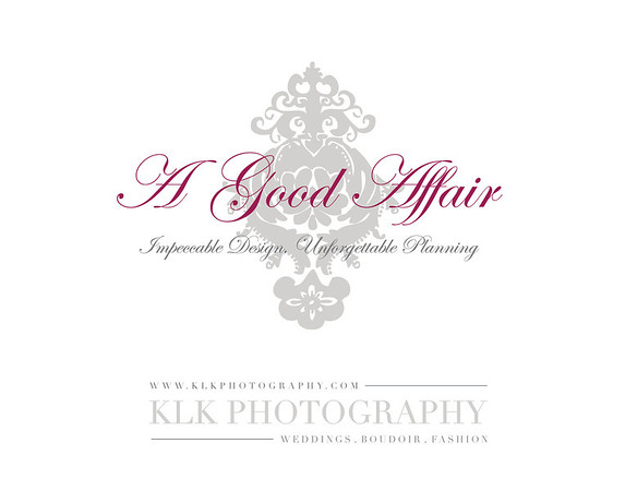 A GOOD AFFAIR & KLK PHOTOGRAPHY