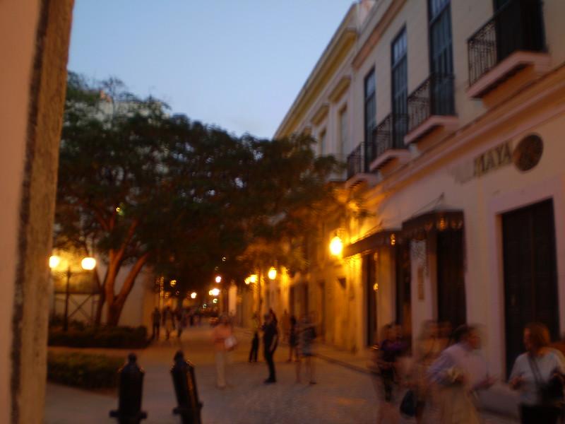 Viejo Habana en route to our final dinner - Elizabeth Yerkes