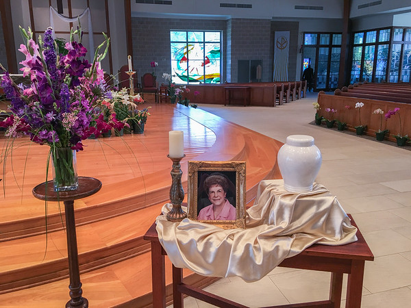 Jane's Memorial Service, Janea's Eulogy