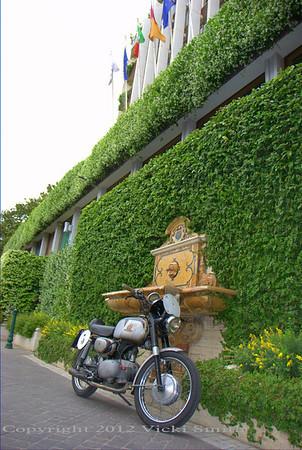 Motogiro d'Italia 2008 ROMA!