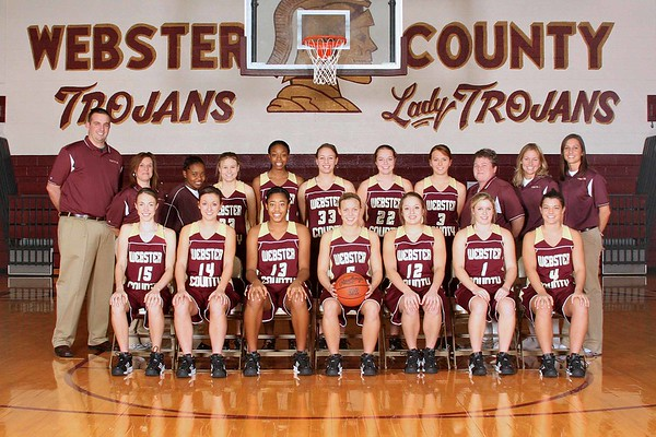 Webster County Media Day (Girls BB)