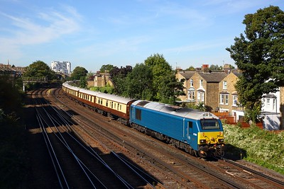 The South London line - Clapham Junction to Surrey Quays