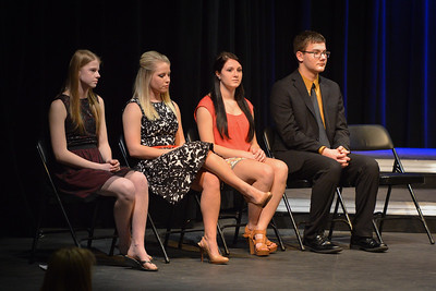 MASH NHS Induction Ceremony March 2015