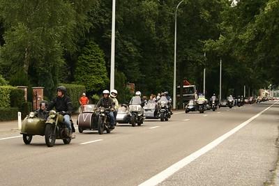 Zandbergrun 2006 - Tweede deel van de run