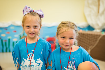 VBS 2018 Day 5 - Shipwrecked