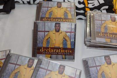 Declarations CD Release