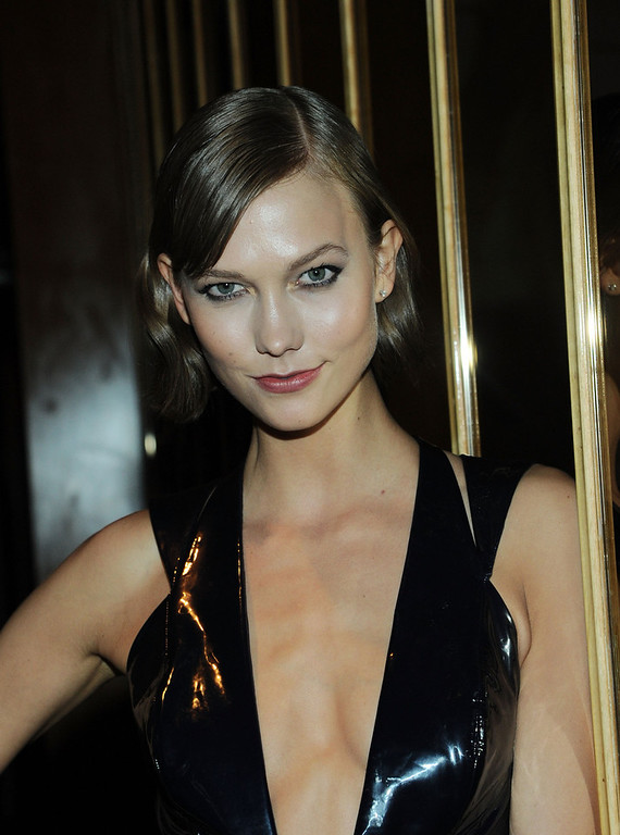 . Karlie Kloss attends the 2013 CFDA Fashion Awards Official After Party Hosted By Swarovski on June 3, 2013 in New York, United States.  (Photo by Ilya S. Savenok/Getty Images)