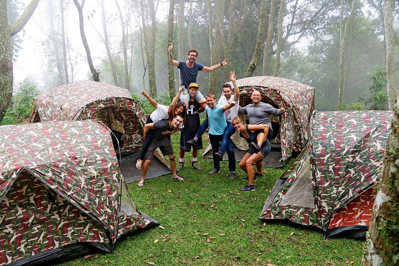 Southeast Asia adventures Doi Pui Thailand