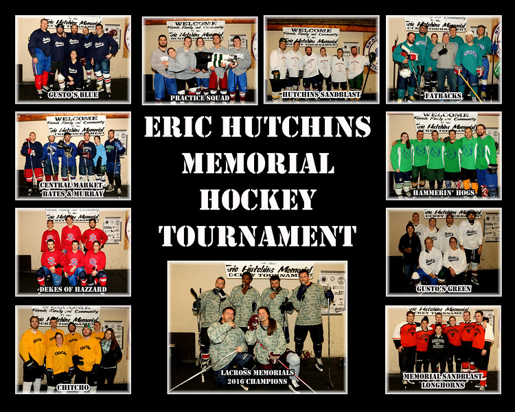 Eric Hutchins Memorial Hockey Tournament