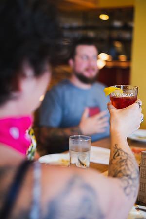 Cochon Misc - Sazerac Cocktail