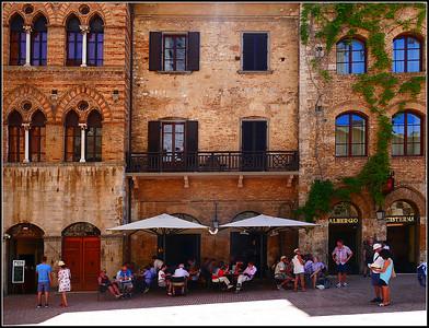 Siena - Le piccole città nella provincia
