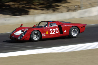 2006 Monterey Historics Group 6B 1965-1972 FIA Mfg. Championship Cars