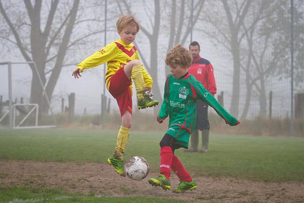 12/04/2014: KFC Edeboys - Rc. Wetteren-Kwatrecht