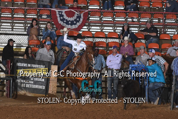 TX OK Match Joe Beaver Easter Roping 2019 Alvarado TX