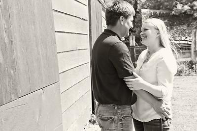 Melissa + Aaron