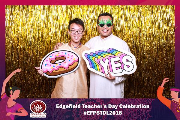 Edgefield Primary Teachers Day