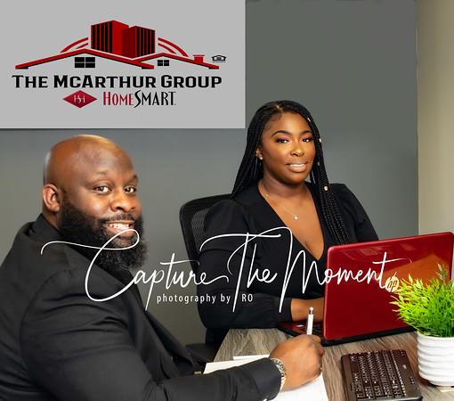 Ebony McArthur -The McArthur Group