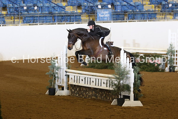 Spring Welcome Horse Show - Thursday Day 1 - Anderson