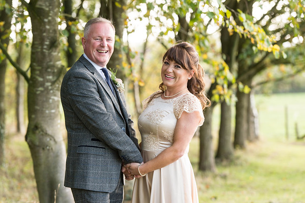 Eamonn & Julie Intimate Wedding at the Jinney Ring