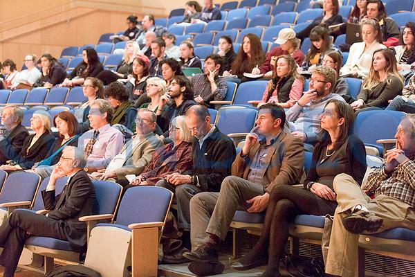 Walter Harding Lecture (Photos by Annalee Bainnson)