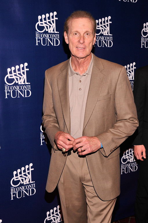 . Former NBA Player Rick Barry attends the 28th Annual Great Sports Legends Dinner to Benefit The Buoniconti Fund To Cure Paralysis at The Waldorf Astoria on September 30, 2013 in New York City.  (Photo by Stephen Lovekin/Getty Images for The Buoniconti Fund To Cure Paralysis)