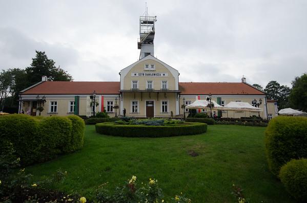Wieliczka Salt Mine, Poland, August 2012