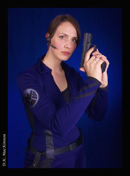 Agent Maria Hill (Avengers)