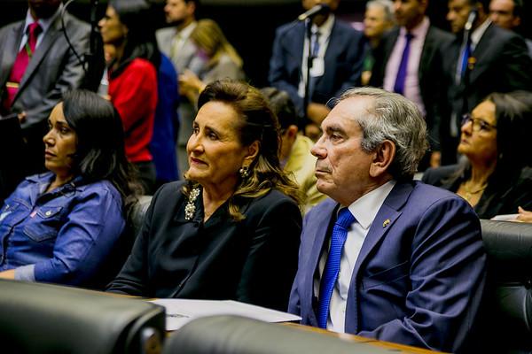 Sessão Solene - Homenagem a Rômulo Gouveia