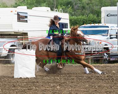 Jenner Rodeo 2015 Barrel Racing Slack