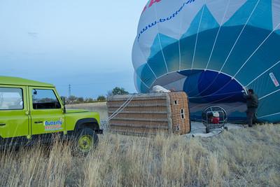 Goreme Balloon Rise