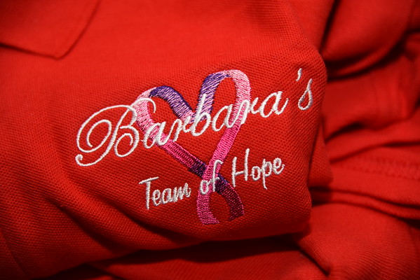 Barbara's Team of Hope - Laurence Club - June 16, 2016