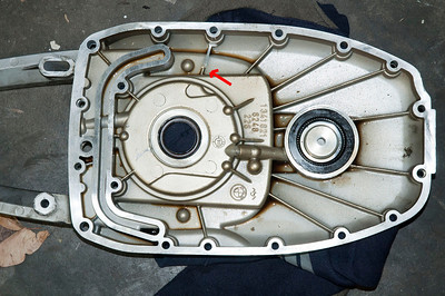 GS Timing Chain Cover