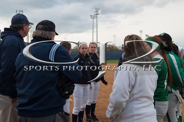 4-27-2015 Musselman at Woodgrove Softball (Varsity)